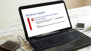 Windows 7: Update-Fehler ©Microsoft, COMPUTER BILD