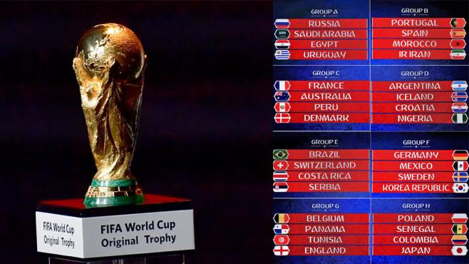 FIFA WM 2018 ©Photonews/gettyimages, MLADEN ANTONOV/gettyimages