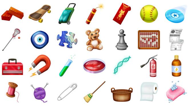 Emoji-Symbole ©Screenshot blog.emojipedia.org