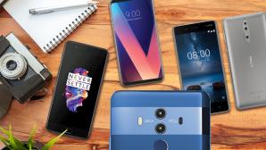 ©OnePlus, LG, Nokia, Huawei, fotofabrika-Fotolia.com