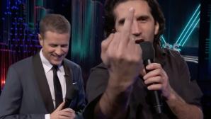 The Game Awards 2017: Josef Fares ©The Game Awards
