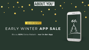 Early Winter App Sale © About You