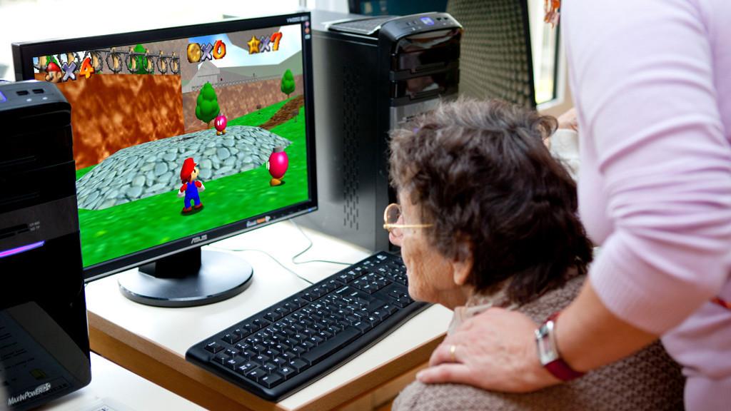 Computerspiele FГјr Senioren