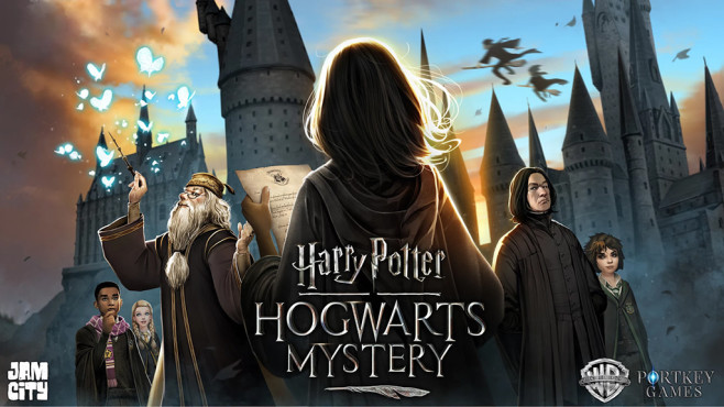 Harry Potter – Hogwarts Mystery © Warner Bros. Interactive / Jam City