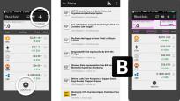 Blockfolio Bitcoin/Altcoin-App ©Blockfolio, LLC