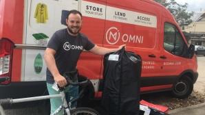 Omni-Lieferwagen ©Omni