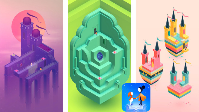 Monument Valley 2 ©ustwo Games Ltd
