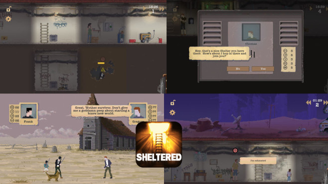 Sheltered © Team17 Software Ltd
