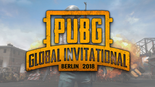PUBG Global Invitational 2018 ©PUBG Corp.