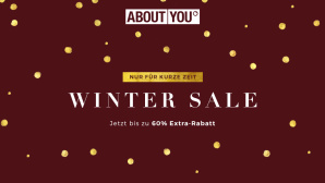 Winter Sale von About You ©About You