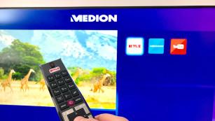 Medion X16515: App-Auswahl ©COMPUTER BILD