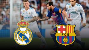 El Clásico ©Power Sport Images/gettyimages, FC Barcelona, Real Madrid