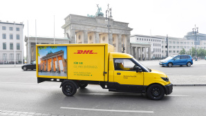 Streetscooter der Deutschen Post © Deutsche Post DHL Group