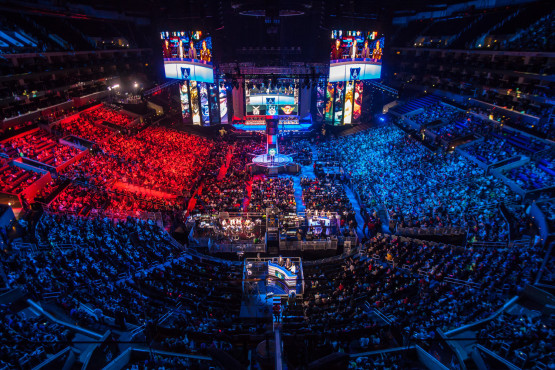 LoL eSport Finale © Riot Games