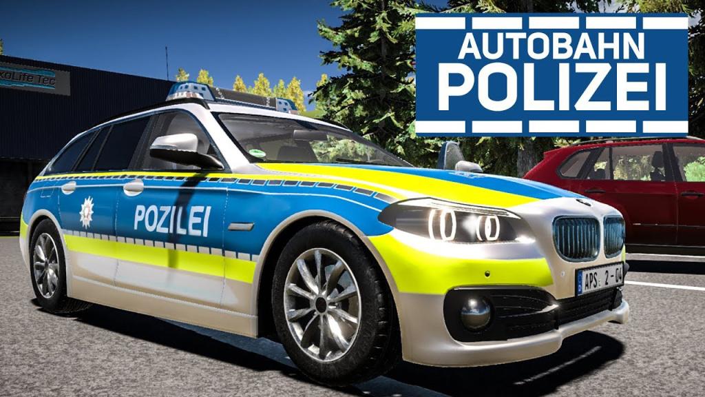 Autobahn-Polizei Simulator 2: Schwerer Unfall - COMPUTER BILD SPIELE