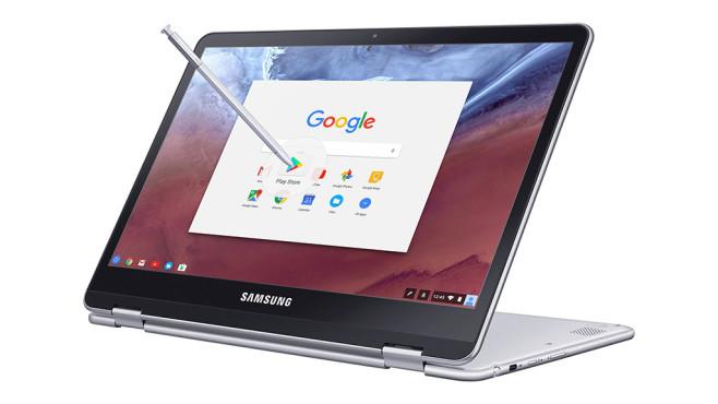 Samsung Chromebook Pro ©Samsung