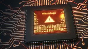 CPU-Sicherheitslücke: Achtung! ©©istock/matejmo