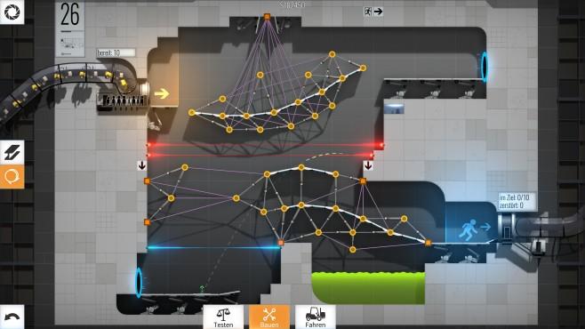Bridge Constructor Portal ©Headup Games