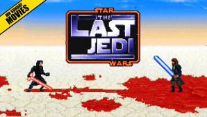 Star Wars Episode 8 Die letzten Jedi Finale 16 Bit Video ©Mr Sunday Movies / YouTube