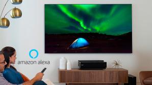 Hisense Smart-TVs Amazon Alexa ©Hisense, Amazon