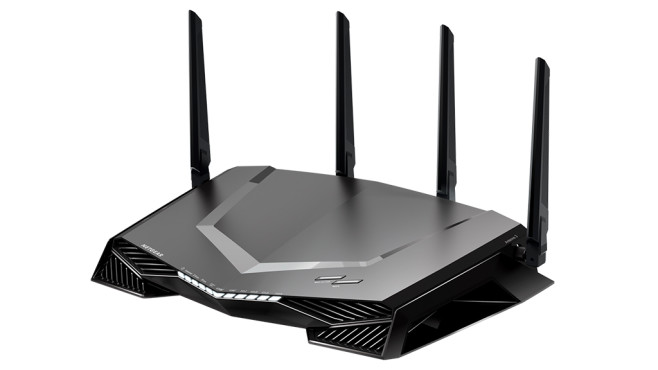 Netgear Nighthawk Pro Gaming WiFi Router XR500 © NETGEAR