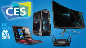 Die CES Gaming-Highlights 2018 © ACER, LINKSYS