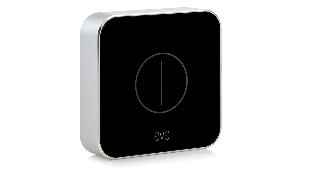 eve button steuerung f r homekit ger te computer bild. Black Bedroom Furniture Sets. Home Design Ideas