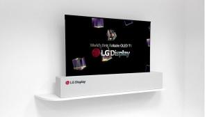 LG Ausroll-Fernseher ©LG