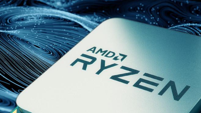 AMD Ryzen ©AMD, ©istock/shulz
