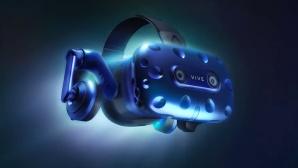 VR-Brille HTC Vive ©COMPUTER BILD
