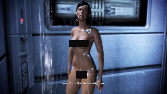 Mass Effect 3 Mod ©Getorex, NexusMods