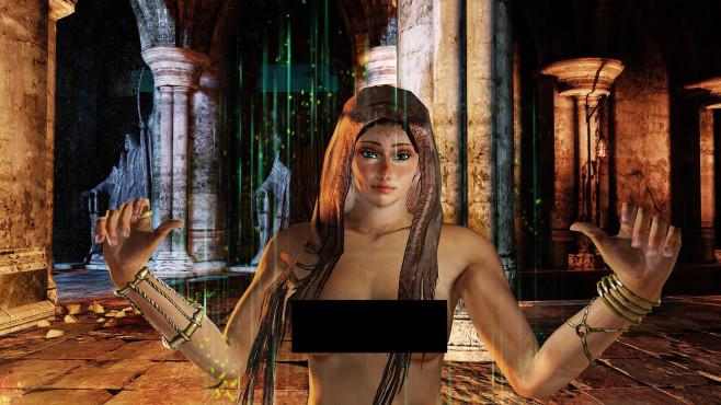Die besten Nackt-Mods ©NexusMods, KampfKlops