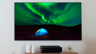 Hisense Laser TV ©Hisense