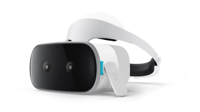 Lenovo Mirage Solo: Virtual-Reality-Brille © Lenovo