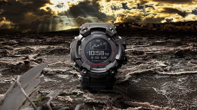 G-Shock Rangeman © Casio
