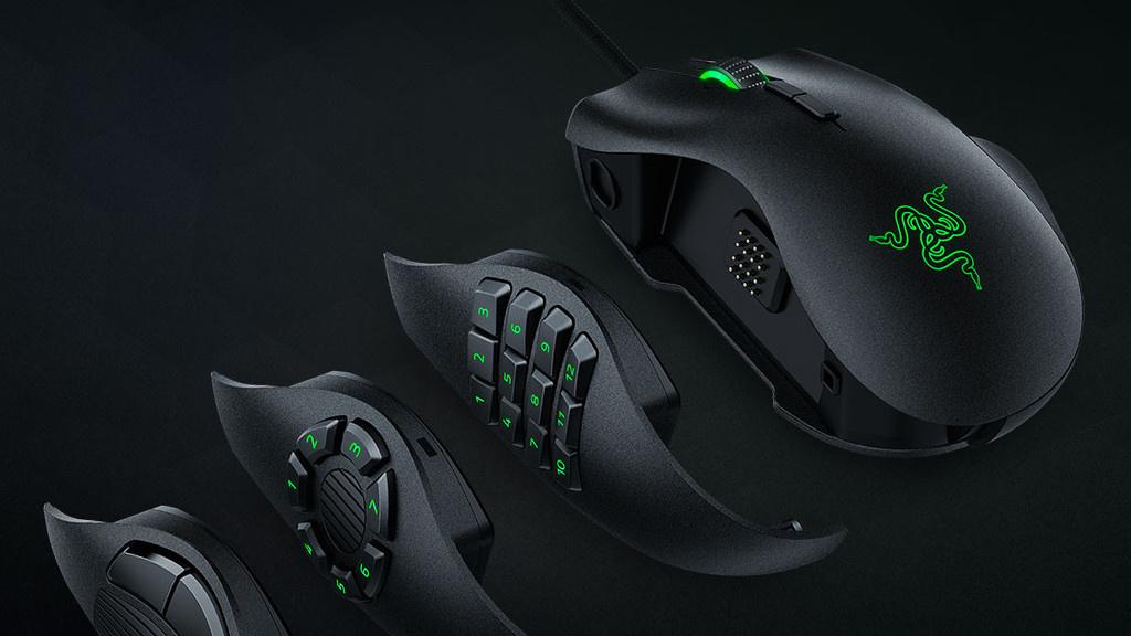 Razer Naga Trinity im Check: Eine Gaming-Maus für alle?