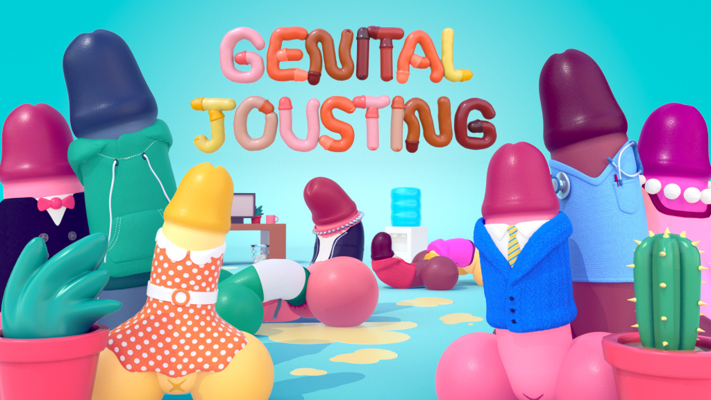 Genital Jousting im Test: Zart aber schmerzlich