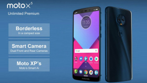 Moto X5 © Screenshot Droidlife https://www.droid-life.com/2018/01/16/moto-x5-specs-details-iphone-x-notch/