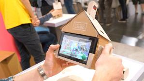 Nintendo Labo: Haus ©COMPUTER BILD