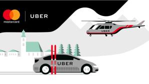 Uber Helikopter ©Uber