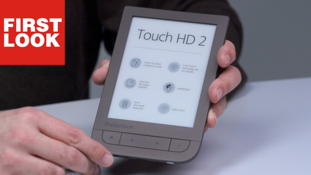 Pocketbook Touch HD 2: Es muss nicht immer Kindle sein