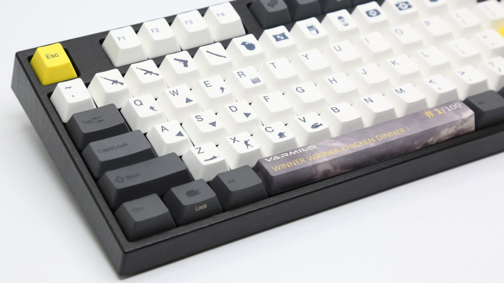 PUBG: Coole Tastatur für Battle-Royale-Nerds!