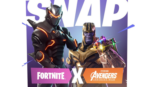 Fortnite - Crossover Event mit Avengers Infinity War startet morgen