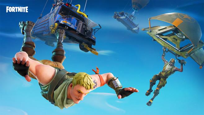 Fortnite Update 3.5 ©Epic Games