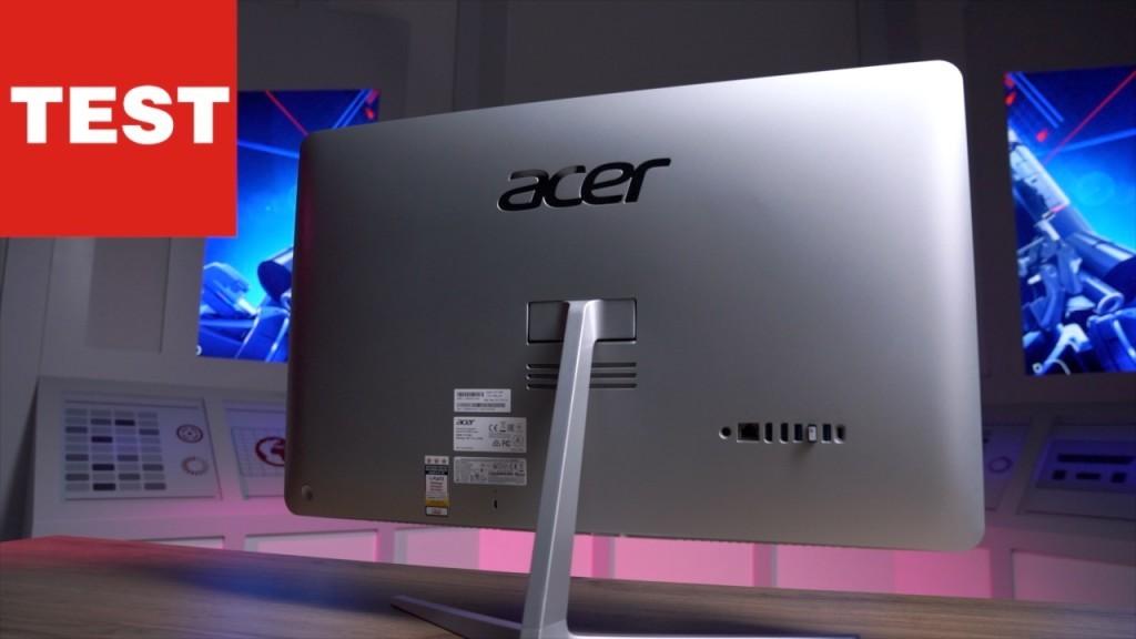 Acer Aspire U27-880: Großer Touchscreen und viel Power