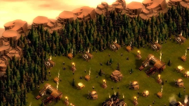 They Are Billions - Der richtige Aufbau der Basis © Numantian Games
