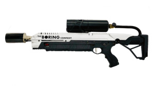The Boring Company Flamethrower © The Boring Company