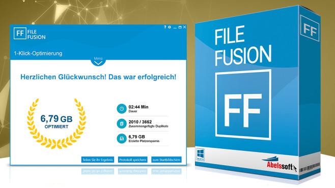 Festplatte voll? Dieses geniale Programm schafft Platz ©COMPUTER BILD, Abelssoft