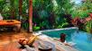 Pool Nyara Springs, La Fortuna de San Carlos, Costa Rica ©Nyara Springs, La Fortuna de San Carlos, Costa Rica
