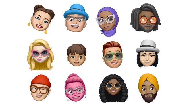 Apple Memojis © Apple